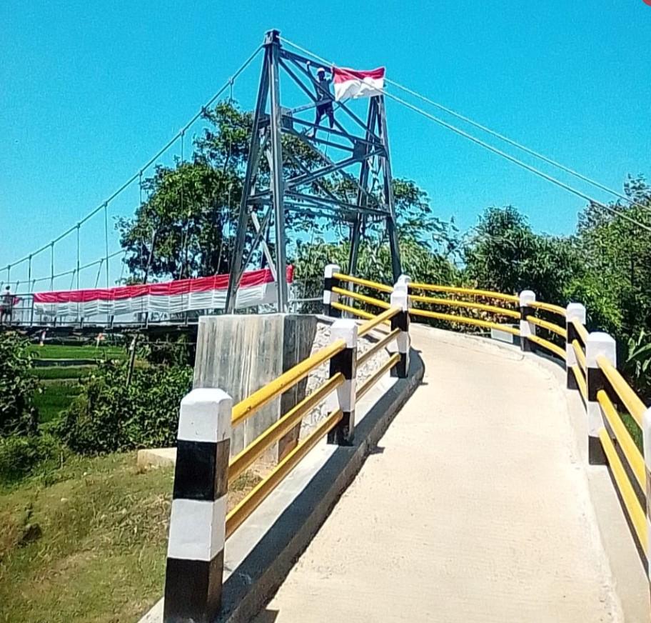 Jembatan Gantung Bali (Babakan Linggarsari)