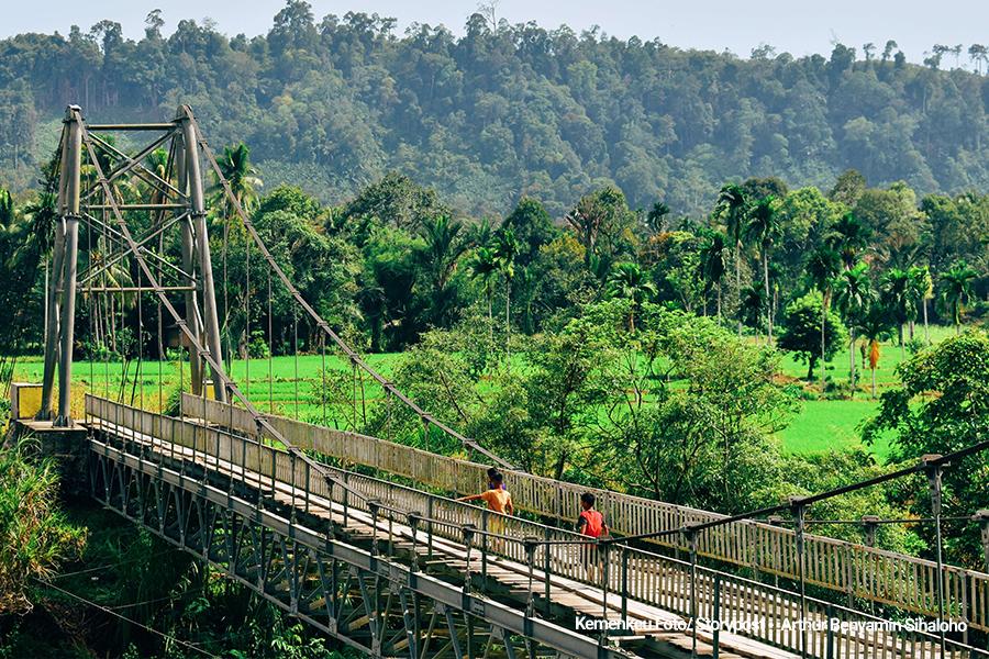 Tahun 2021 Penggunaan Dana Desa Makin Luas dan Disalurkan Langsung Ke Desa